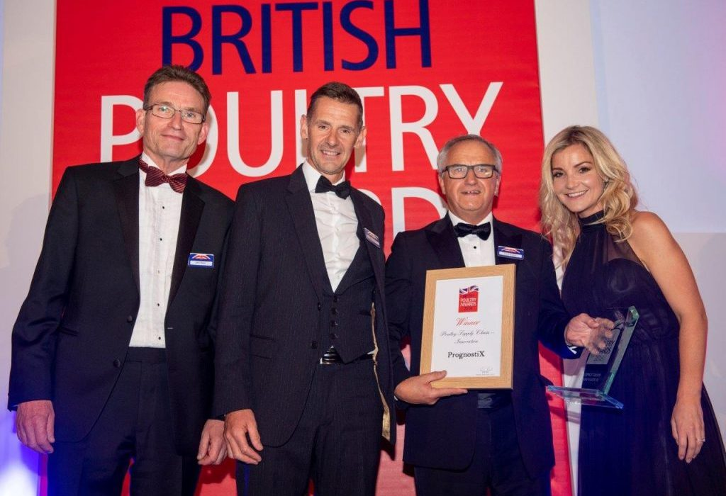 PrognostiX wins Best Poultry Supply Chain Innovation at the British Poultry Awards