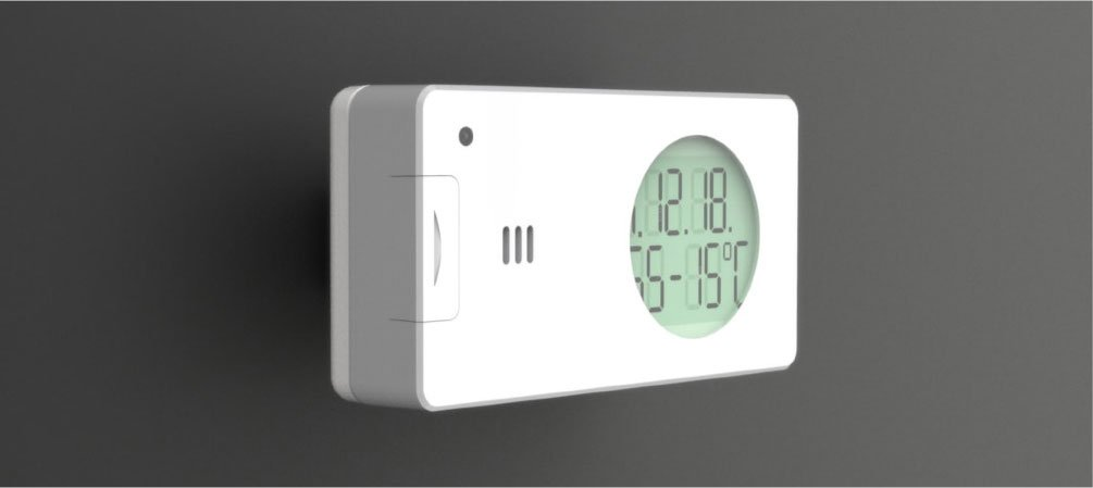 DECT ULE Humidity, Temperature & Air Pressure Device