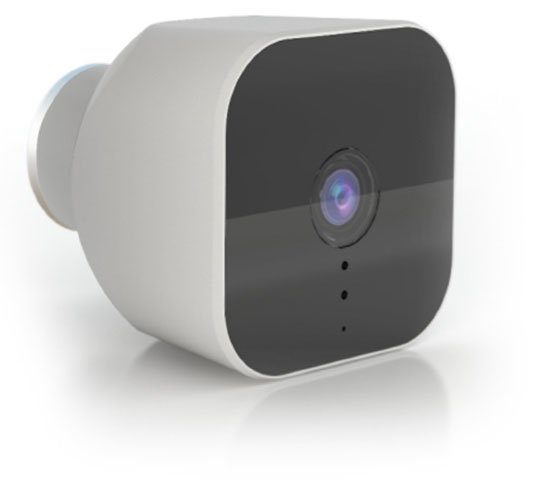 4K IP CAMERA with Face Recognition and AI